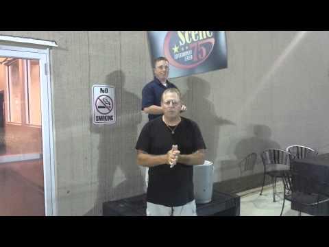 Larry Hart ice bucket challenge
