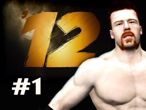 WWE 12 : Road To Wrestlemania - Villain Story Sheamus Ep.1