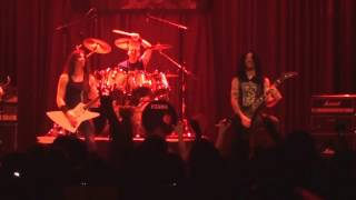 The Four Horsemen ultimate Metallica tribute band at The House of Blues,2017