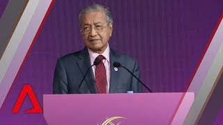 Malaysia's Mahathir Mohamad warns ASEAN against trade protectionism   Full speech