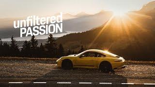 Porsche 911 Carrera T: Unfiltered Passion