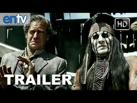 The Lone Ranger (2013) - Official Trailer #2 [HD]