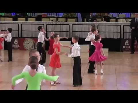 Semi-final preteen 1 bronze (cha-cha and rumba)
