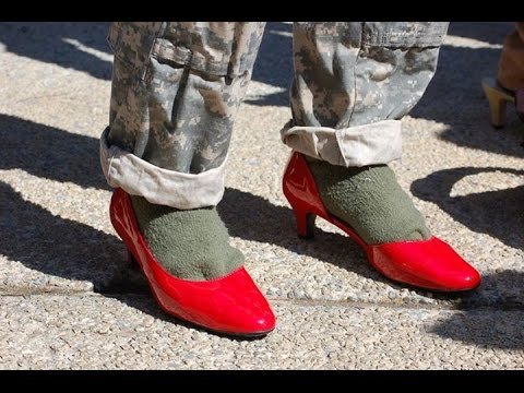 U.s. Army Forces Cadets To Wear High Heels To Promote Feminist Campaign video
