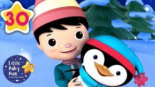 Christmas Songs for Kids | Christmas Carols | Jingle Bells | Little Baby Bum