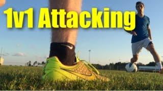 1v1 Attacking   Tips