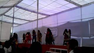 Boarders(girls) dance dps mrd teachers day 2011