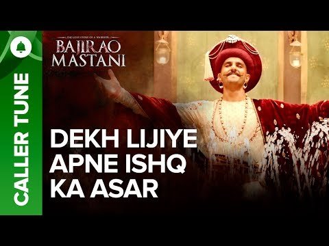 "Set ""Dekh Lijiye Apne Ishq Ka Asar"" As Your Caller Tune 
