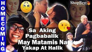 Mister umuwi ng Pinas para sorpresahin ng personal ang kanyang misis sa kanilang ika-10 anibersaryo