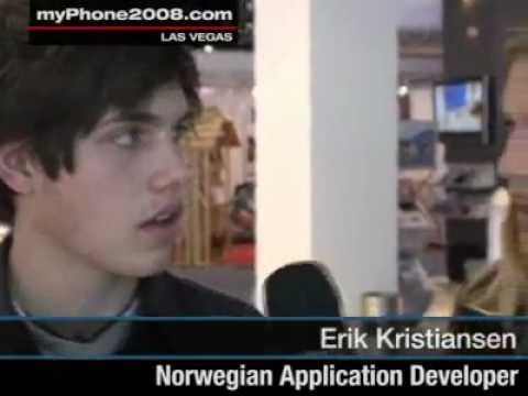 15 year old kid developed a program to run Windows Mobile on iPhone 5 with iOS 6.0.1