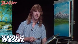 Bob Ross - Mountain Lake Falls (Season 29 Episode 6)