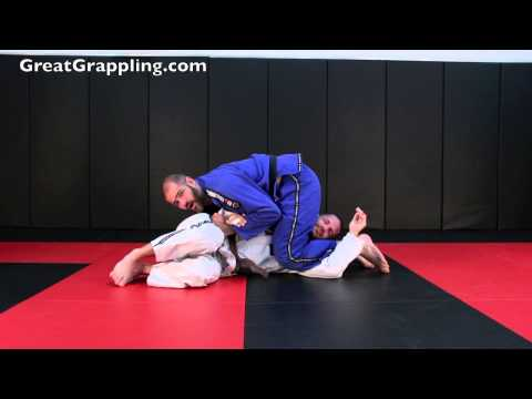 North South Submission Head Scissor