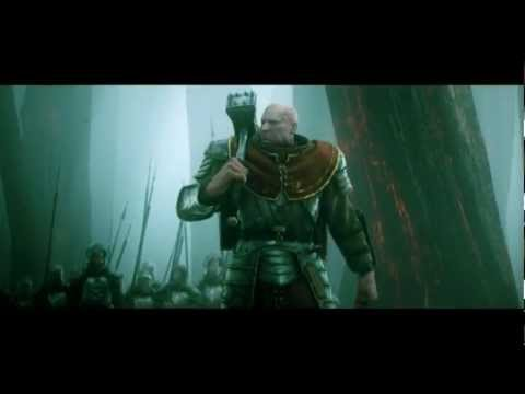 Warhammer - Mark Of Chaos - Trailer [HD] - BGMA