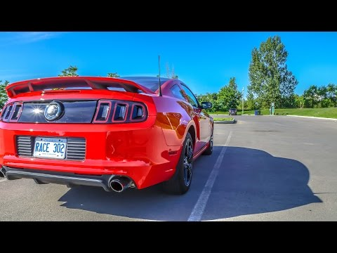 2014 Mustang GT 5.0 Roush Exhaust