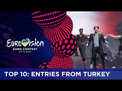 TOP 10: Entries from Turkey