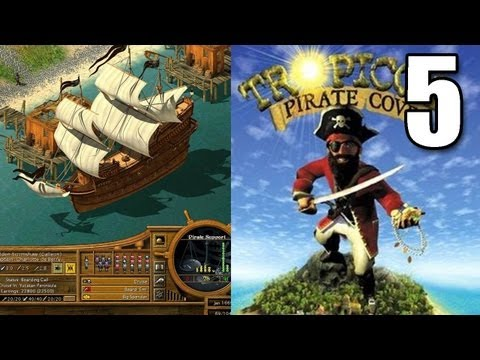 Tropico 2 Pirate Cove Part 5 - Why Jaimaican Me Play This?