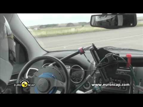 Euro NCAP | Fiat Freemont | 2011 | Электронный контроль устойчивости