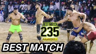🔵 BEST MATCH:- JALALPUR VS KALSIAN (MAHIAN WALA KABADDI TOURNAMENT 2017)