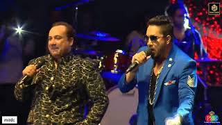 Biggest New Year Show  King Mika Singh  Rahat Fate