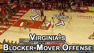 The Pros and Cons of Virginia's Blocker-Mover Offense