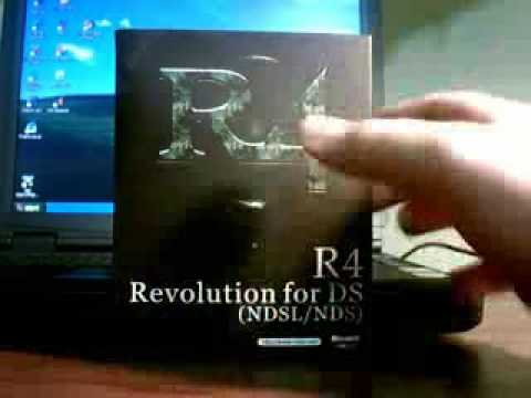 R4 Nintendo DS NDS Revolution R4 ULTRA Stick/Drive Review And Tutorial (R4DS + R4sdhc)
