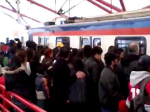 El desastre en el metro de Monterrey