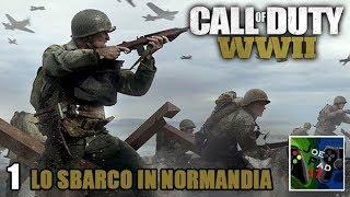 LO SBARCO IN NORMANDIA! | CALL OF DUTY: WORLD WAR 2 [EP.1] (HD)