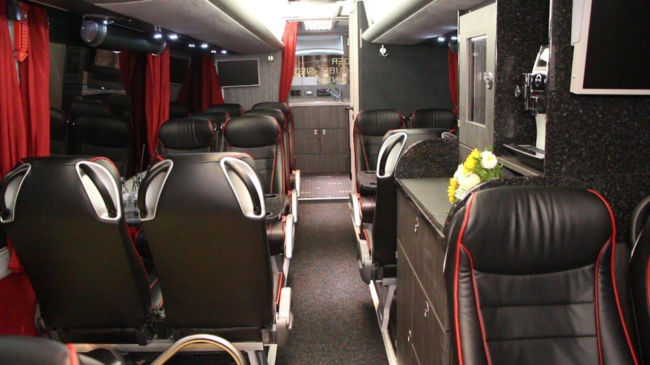 so sieht der bayern mannschaftsbus von innen aus. Black Bedroom Furniture Sets. Home Design Ideas