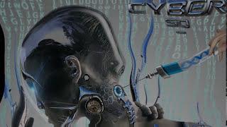 Speed Art photoshop _ Cyborg Advanced level II