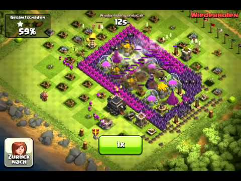 Best Defense Town Hall Level 8