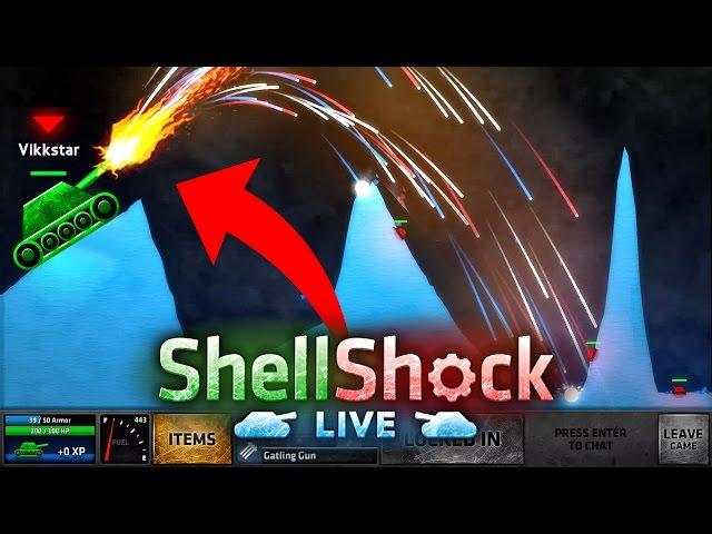 Руководство запуска: ShellShock Live по сети