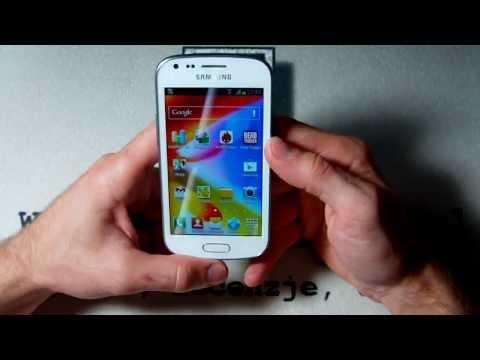 Samsung Galaxy Trend GT-S7560 telesmartfon blog #34