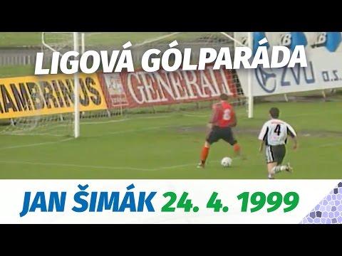 Ligová gólparáda - Jan Šimák
