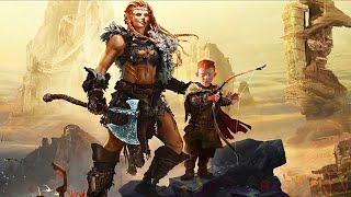 God of War 4 Kratos Meets his Wife Faye (PS4 2018)