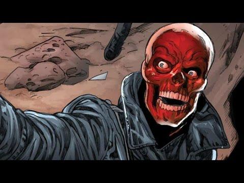 Captain America: Civil War - Will the Red Skull Return? - IGN Conversation