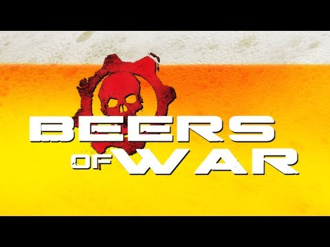 Drinking Games for Gamers - Beers of War