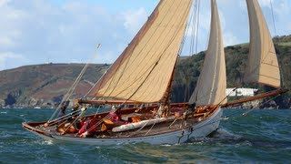 Classic yacht: new 43ft 1880s style gentleman