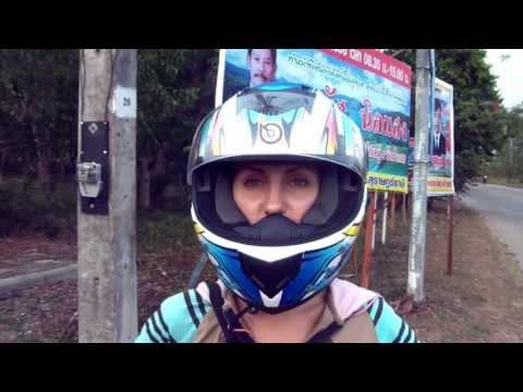 Путешествие на мотоцикле по Тайланду или Женский взгляд на мото-мото