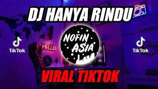 DJ Andmesh - Hanya Rindu (Remix Full Bass Terbaru 2019)