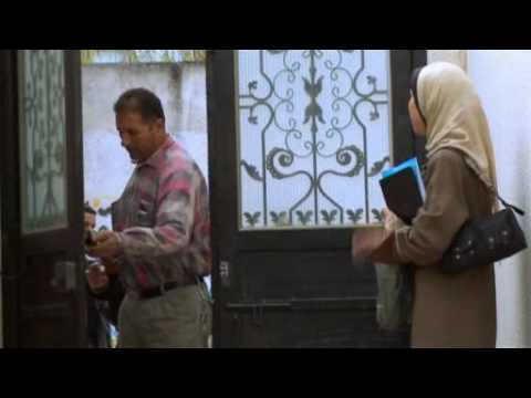 Locked in: Life in Gaza - 19 Oct 09 - Part 1