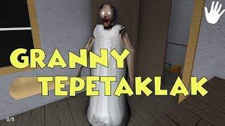 Granny Tepetaklak - Granny Roblox / Pratik Oyun