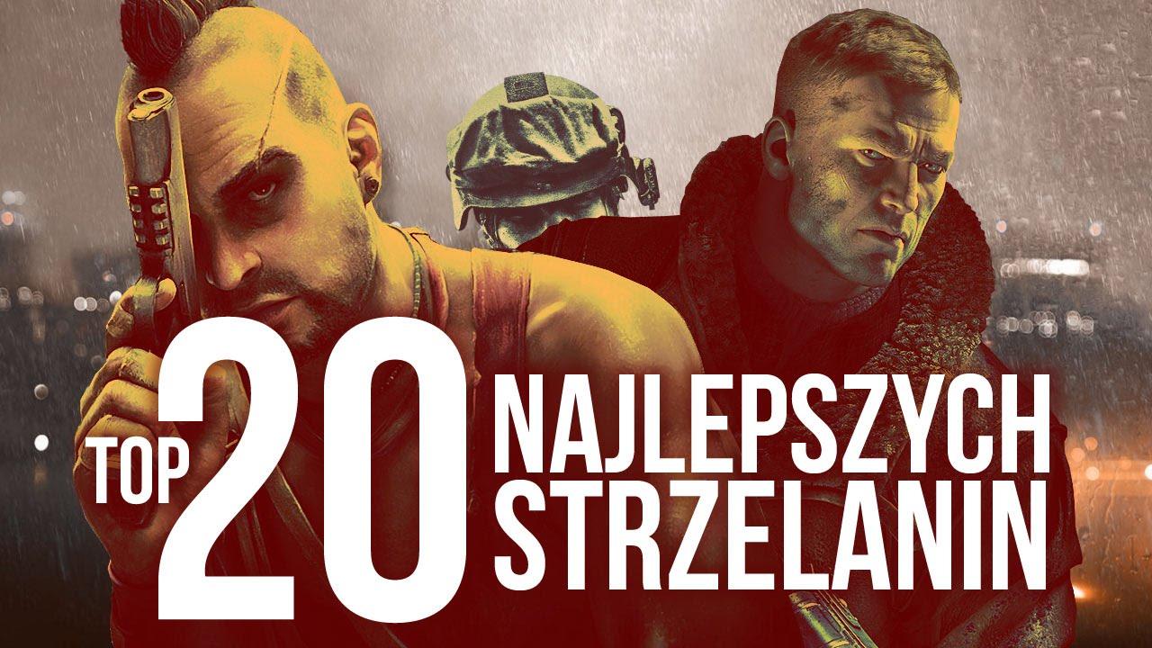 Najlepsze strzelaniny wszech czasów! Ranking TOP 20 [tvgry.pl]