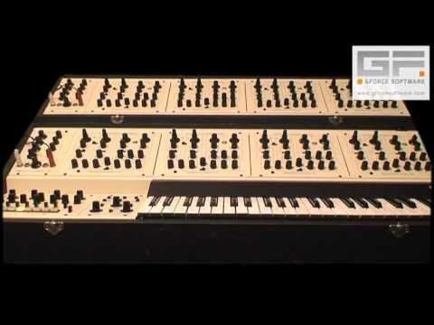 Oberheim 8 Voice Music Videos