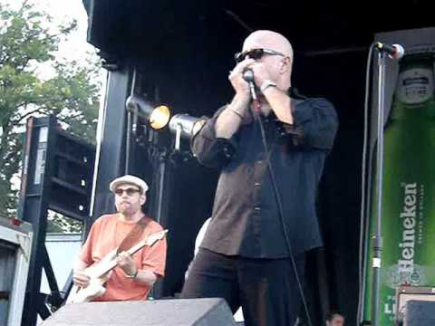 The FABULOUS THUNDERBIRDS with Kim Wilson, Ronnie Earl, Johnny Moeller and Mike