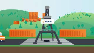 PGNiG: Nowa technologia wydobycia metanu z pokładów węgla