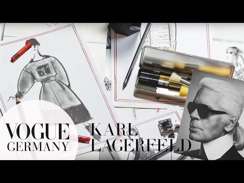 """Karl Lagerfelds Weggefährten über """"Karl Lagerfeld. Modemethode"""""""