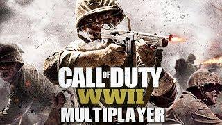 CALL OF DUTY - WW2 : É HORA DO MULTI!