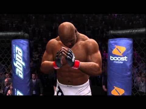 UFC Undisputed 3 Gameplay: Brock Lesnar Vs. Bob Sapp