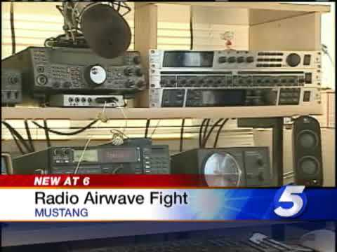 Ham Radio Operators Ready For Fight