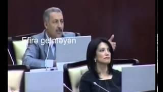 Milli Məclis - Efire Verilmeyib Amma Cox Cesaretli Bir Cixisdi !.mp4